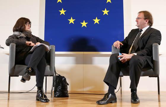 Margareth Kopeinig & Bendikt Weingartner in Europa : DIALOG