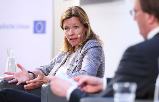Tessa Szyszkowitz mit Benedikt Weingartner