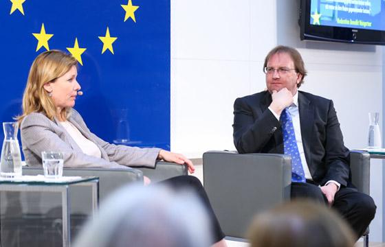 T. Szyszkowitz & B. Weingartner im Dialog