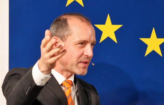 Jörg Wojahn - Leiter der Vertretung der Europäischen Union