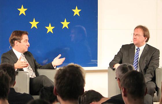 Rainer Nowak & Benedikt Weingartner in Europa : DIALOG