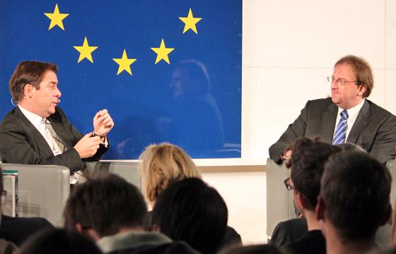 Rainer Nowak - Benedikt Weingartner in Europa im Dialog