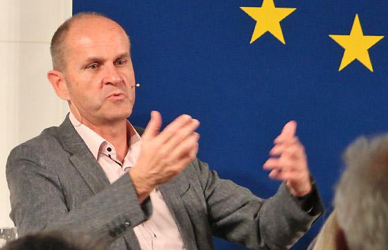 Gerald Mandlbauer, Chefredakteur OÖ Nachrichten