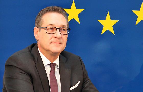 Heinz-Christian Strache - FPÖ