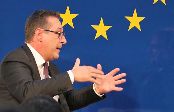 HC Strache, FPÖ