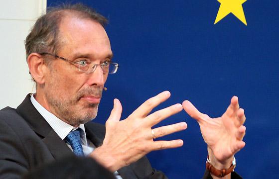 Heinz Faßmann, Politiker. Bundesminister für Bildung, Wissenschaft und Forschung