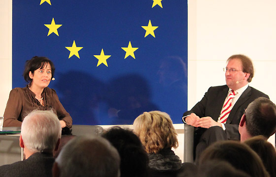 Bettina Prendergast - Benedikt Weingartner in Europa : DIALOG