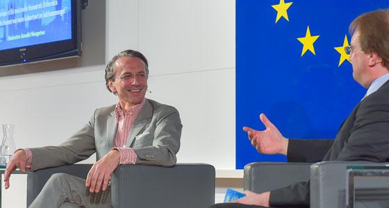 Christian Rainer & Benedikt Weingartner in Europa : DIALOG