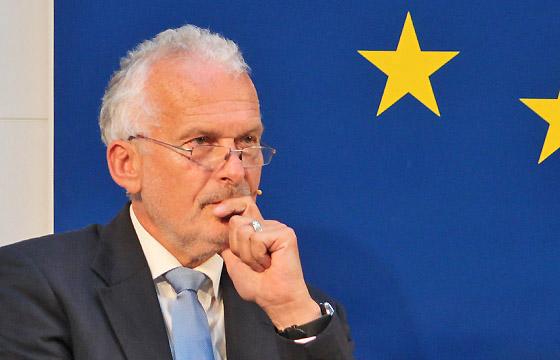 Josef Moser - Bundesminister für Reformen, Deregulierung und Justiz