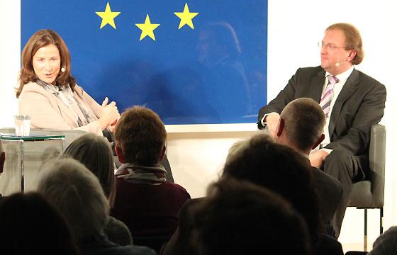 Europa : DIALOG mit Birgit Schwarz & Benedikt Weingartner