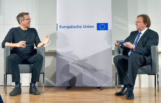 Gerald Knaus und Benedikt Weingartner