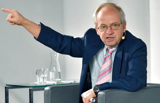 Karl Aiginger in Europa : DIALOG - Querdenker im Einsatz