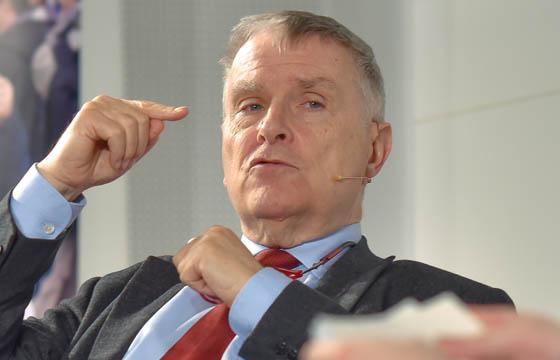 Anton Pelinka im Haus der Europäischen Union - Wien