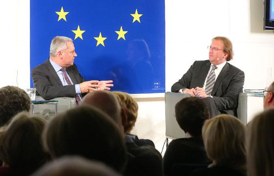 Peter Fritz und Benedikt Weingartner