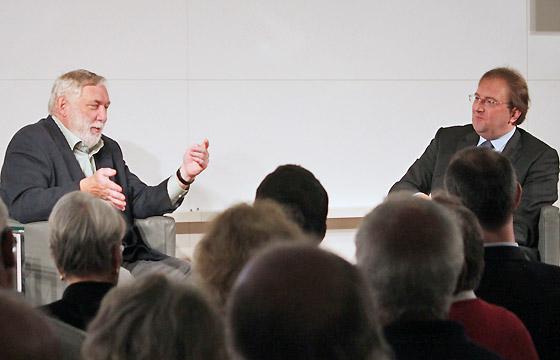 Franz Fischler und Benedikt Weingartner analysieren die Lage Europas