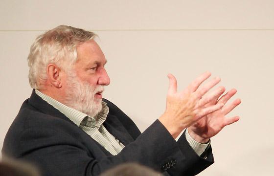 Franz Fischler, ehemaliger EU-Kommissar für Agrarpolitik. ÖVP-Politiker.