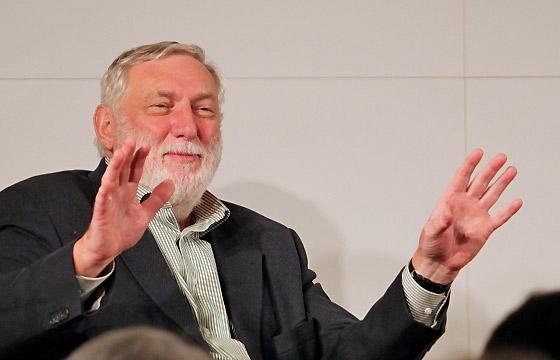 Franz Fischler, ehemals EU-Kommissar für Agrarpolitik, heute Präsident Forum Alpbach