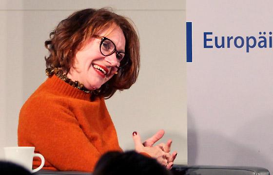 Ulrike Guérot, Publizistin, Politwissenschafterin: Demokratie!