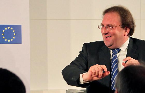Europa : DIALOG mit Benedikt Weingartner