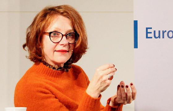 Ulrike Guérot im Haus der EU: Rechltiche Gleichheit für alle Bürger Europas!