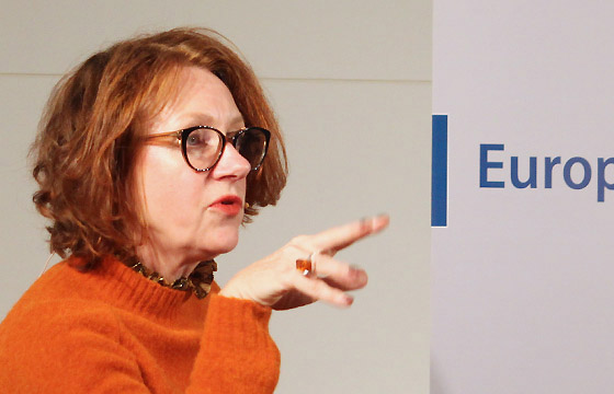 Ulrike Guérot über den Brexit und Abstimmungskompetenz