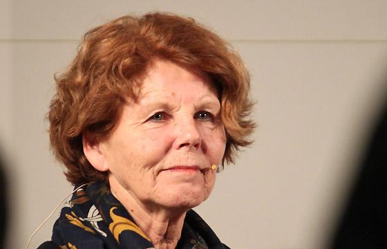 Margaretha Maleh, Präsidentin von Ärzte ohne Grenzen Österreich