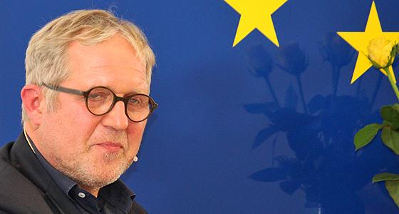 Harald Krassnitzer im Dialog mit B. Weingartner