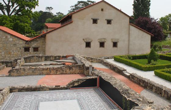 Carnuntum: Das römische Stadtviertel