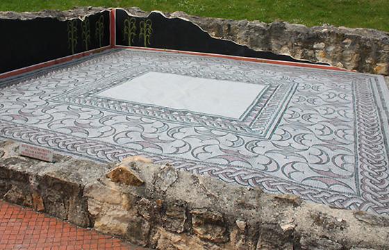 Carnuntum: antiker Luxus im Detail