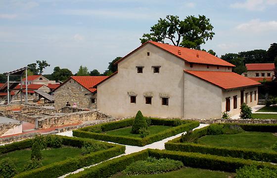 Römerstadt Carnuntum - ein Rundgang durch die Antike