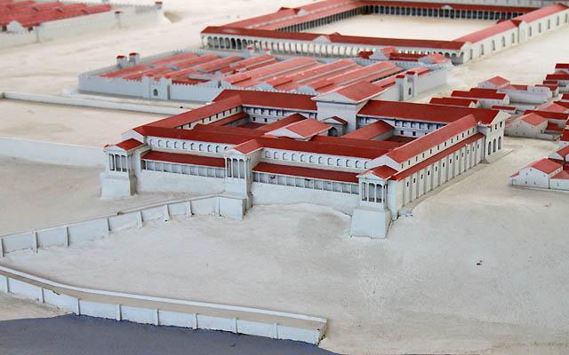 Römersiedlung Carnuntum