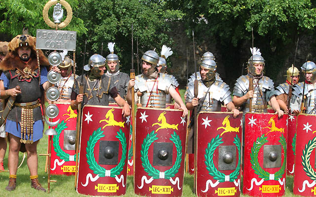 Soldaten - Legionäre