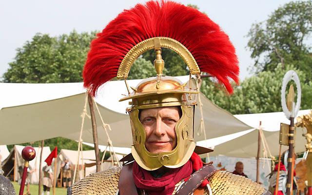 Römischer Feldherr