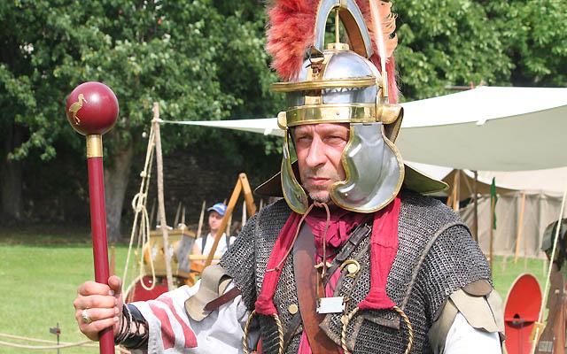 Legionär der Römischen Legion