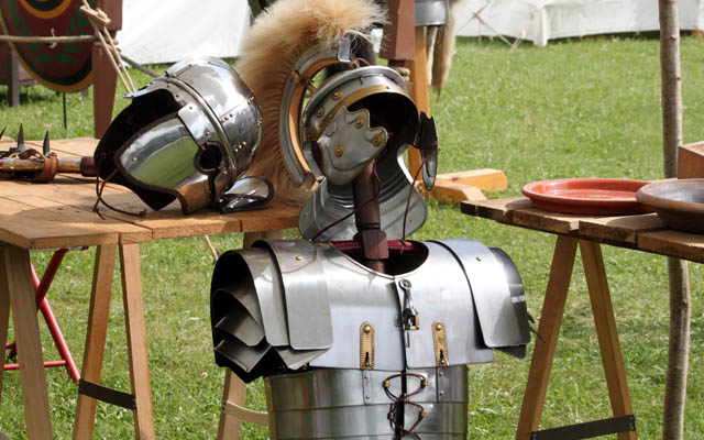 Römische Rüstung
