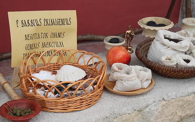 Römische Handelswaren
