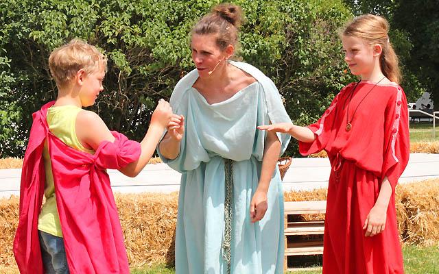 Die Frauen von Carnuntum - Theaterstück