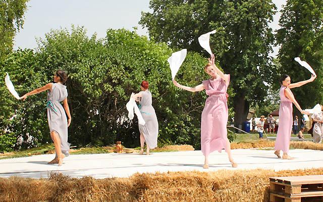 Römische Tänzerinnen