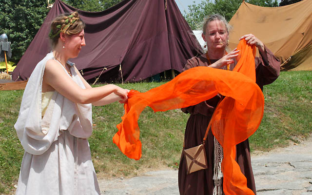 Mode für die Braut