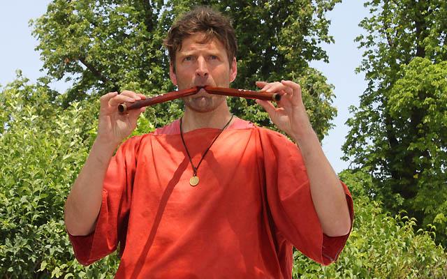 Römische Musikinstrumente