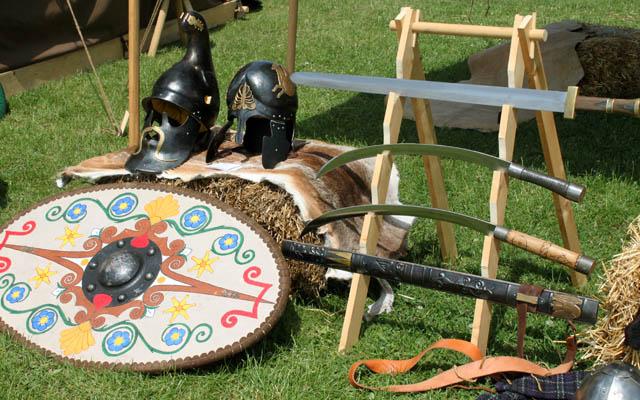 Römisches Kriegsgerät