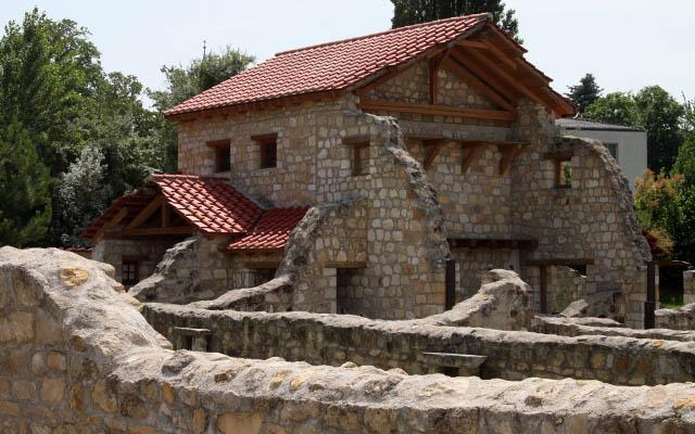 Römische Villa in Carnuntum