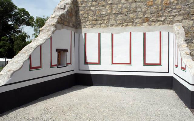 Carnuntum: Römische Villa aus der Spätantike