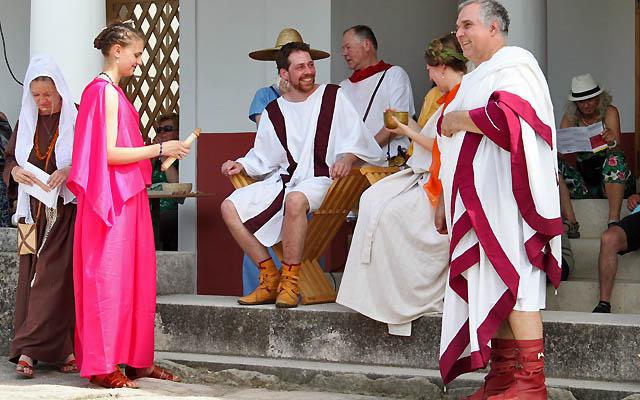 Römische Hochzeitsfotografie