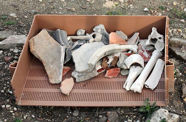Funde aus der Antike - Relikte der Römerzeit