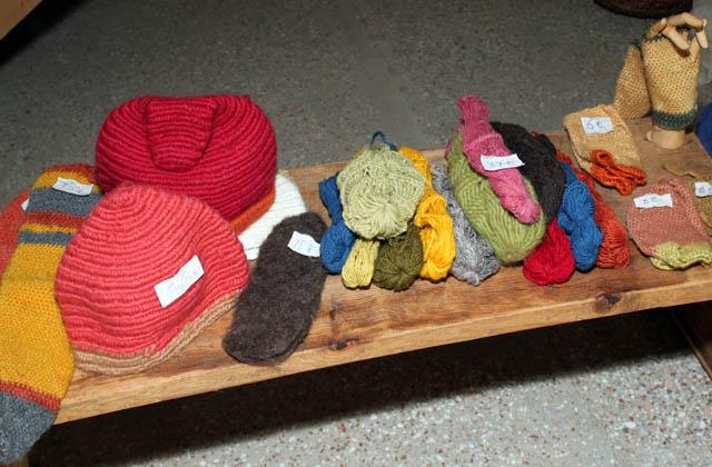 Handel und Gewerbe: Wolle - Strickwaren