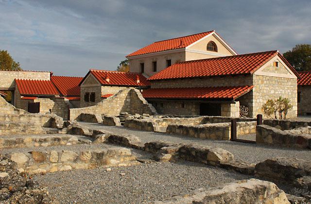 Römersiedlung Carnuntum - Altes Stadtviertel