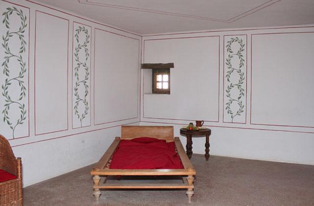 Inneneinrichtung in der Antike - Römisches Schlafzimmer