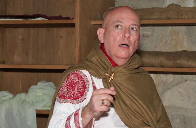 Römischer Händler plaudert über Handwerk und Gewerbe ...