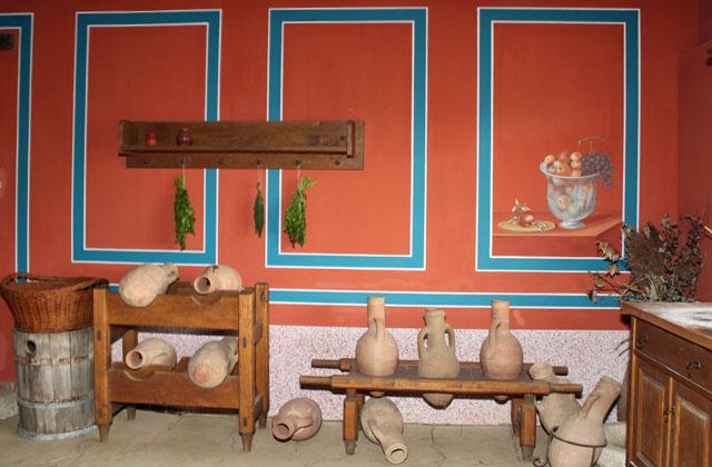 Cantina - Gasthaus in der Römerzeit